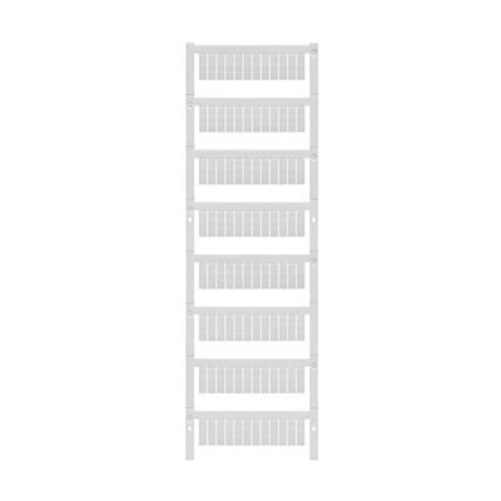 Enhed markører MultiCard WS 15/5 MC NEUTRAL 1609880000 Hvid Weidmüller 480 stk