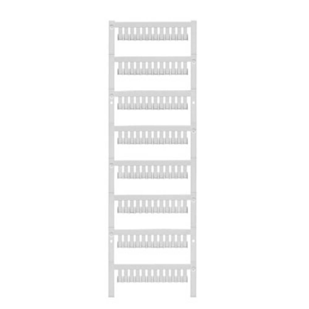 Enhed markører MultiCard ZS 10/5 MC NEUTRAL 1610000000 Hvid Weidmüller 480 stk