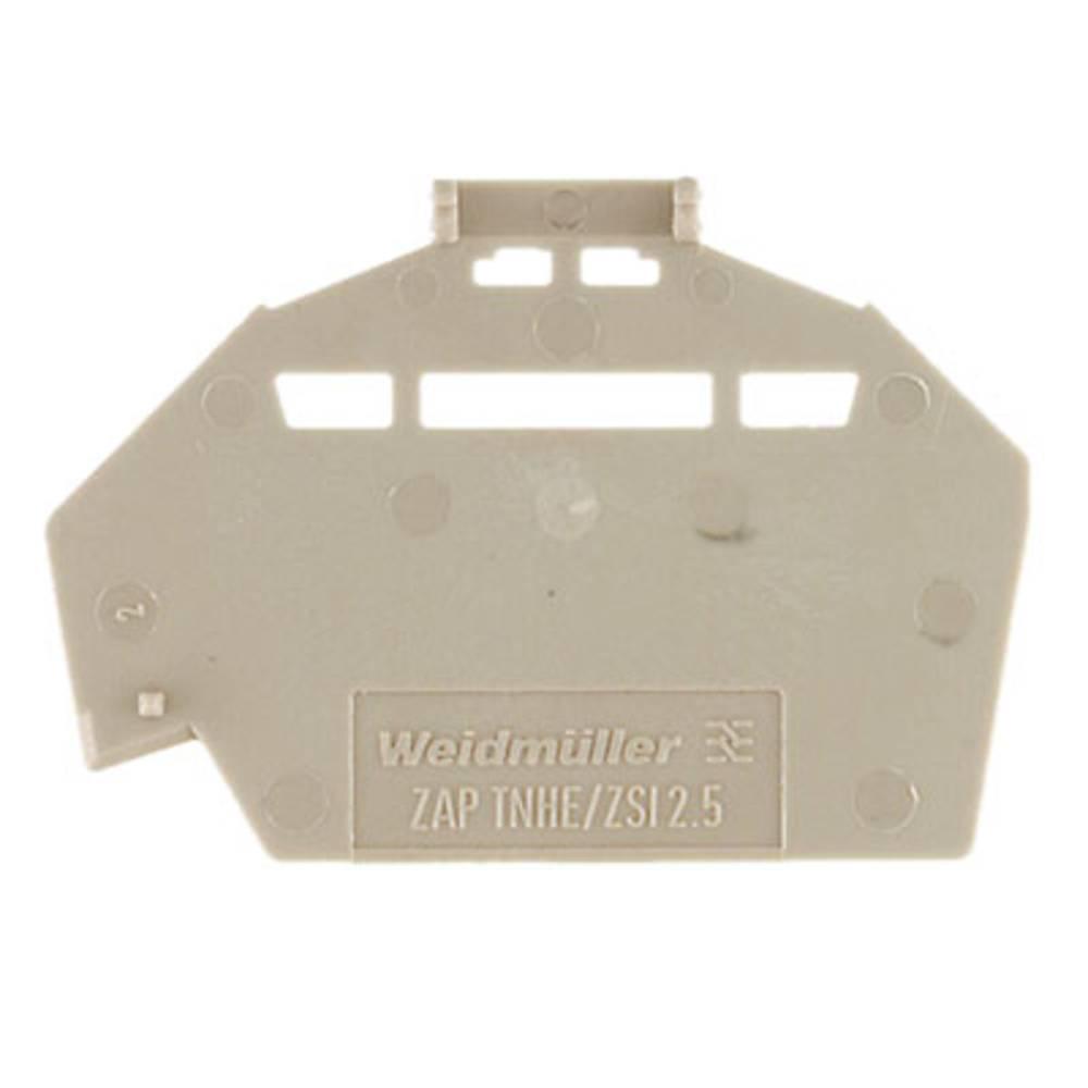 endeplade ZAP TNHE/ZSI2.5 1610840000 Weidmüller 25 stk