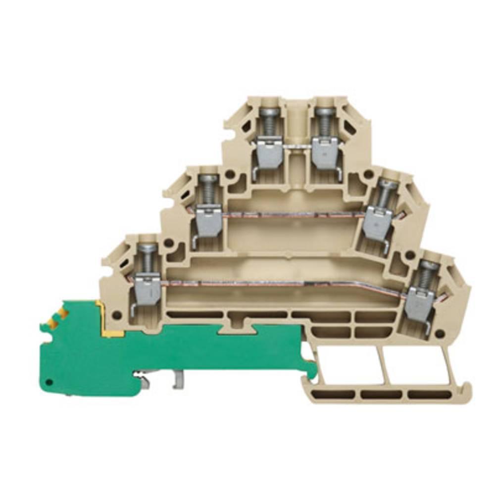 Motor terminal Weidmüller MAK 2.5 1615270000 50 stk