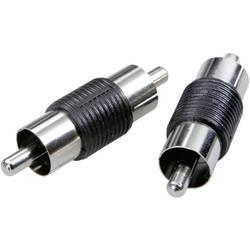 SpeaKa Professional-Audio adapter, moški činč konektor/moški činč konektor, par