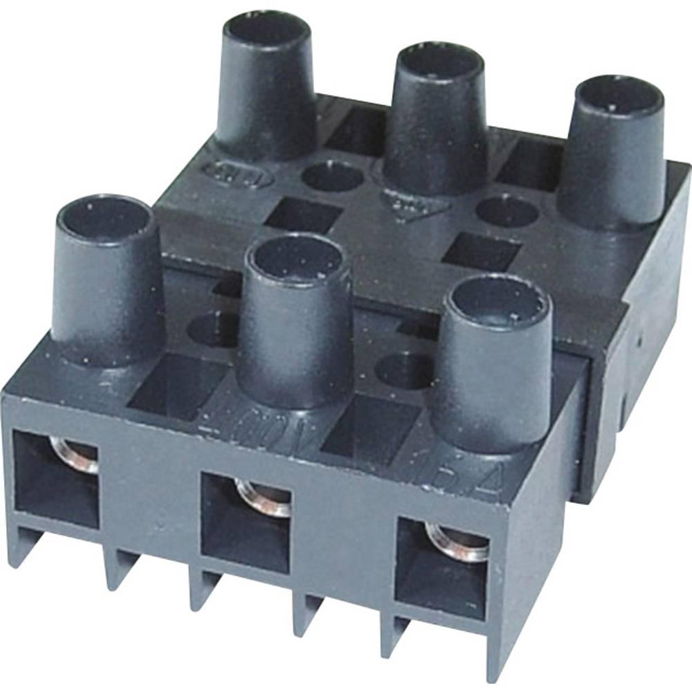 Povezovalna sponka Prečni prerez maks. 4 mm2