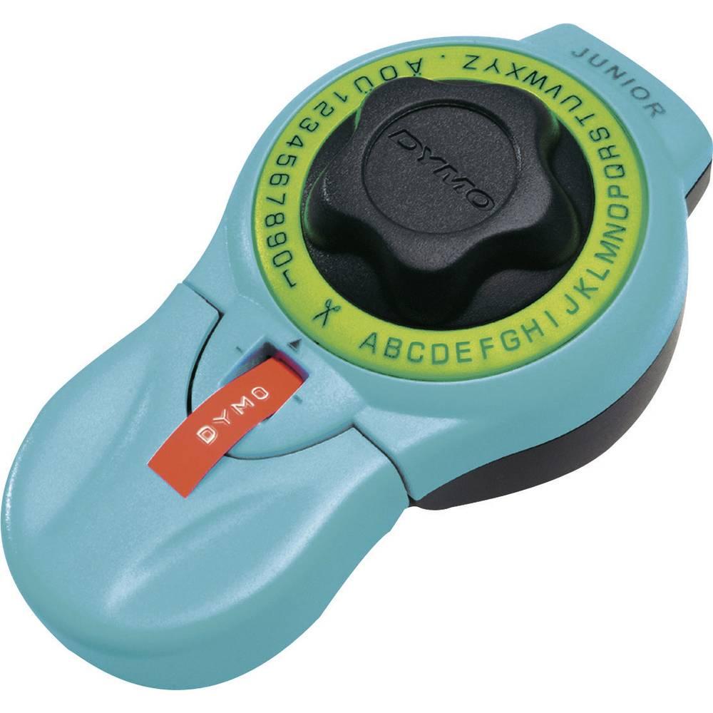 DYMO Junior Označevanje naprav z vtiskovanjem Primerno za pisalni trak: Prägeband 9 mm