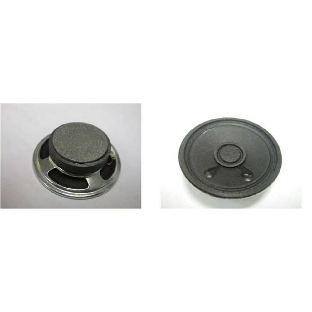 Miniature højttaler Støjudvikling: 85 dB 0.200 W LSM-50 M/F, 8 Ohm 1 stk