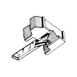 HiFi-skivspelarnål N 44-7 Disco