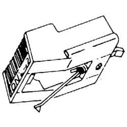 HiFi-skivspelarnål DN 211/221/236/242