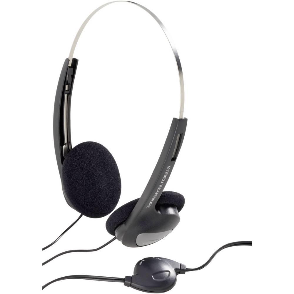 Naglavne slušalice s laganom trakom za glavu CD-1000VR