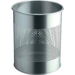 Koš za papir 15 l Durable ( x V) 260 mm x 315 mm srebrna 1 kos