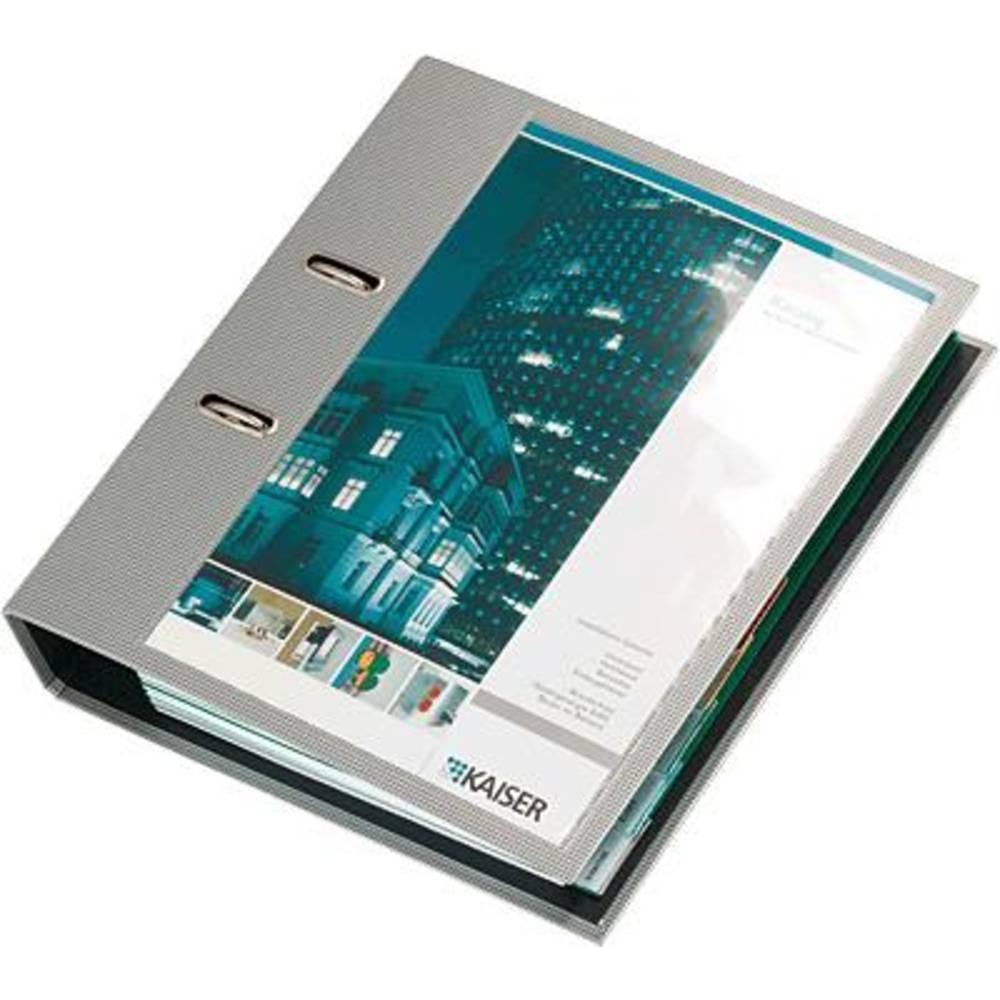 DURABLE Samolepljivi vložni žepi Pocketfix/8096-19 DIN A4 25 zgoraj