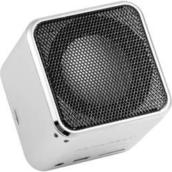 Bluetooth-högtalare Technaxx MusicMan® Mini Wireless Soundstation BT-X2 Silver
