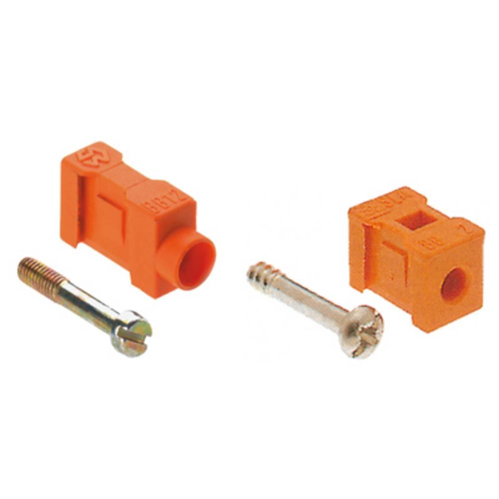 Konektor tiskanega vezja SLA BB2R OR Weidmüller vsebuje: 20 kosov