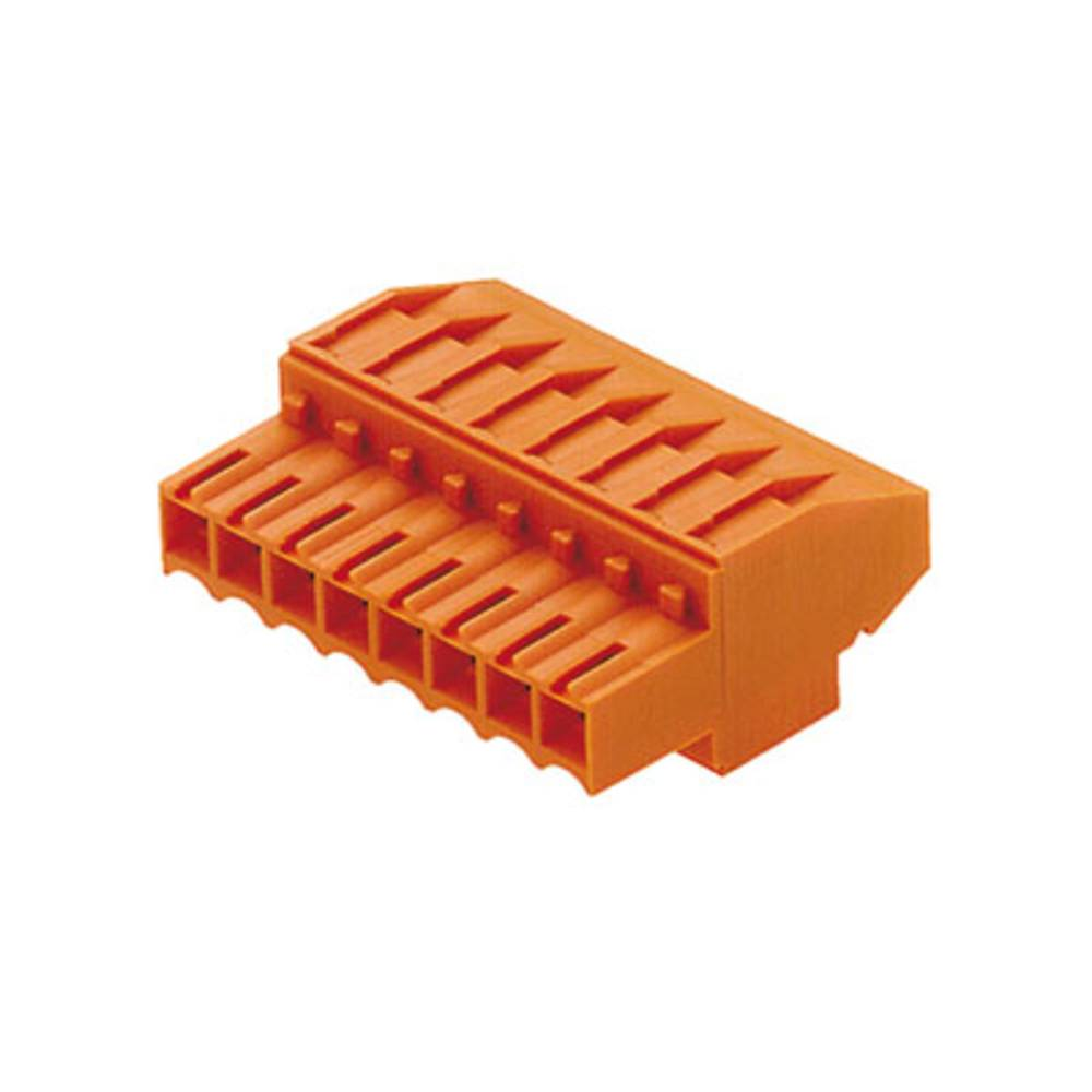 Vtični konektor za tiskana vezja Weidmüller 1639730099 vsebuje: 50 kosov