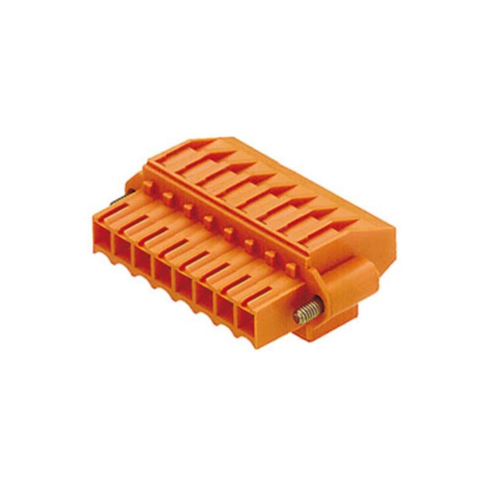 Tilslutningskabinet-kabel BL/SL Samlet antal poler 14 Weidmüller 1640280000 Rastermål: 3.50 mm 50 stk