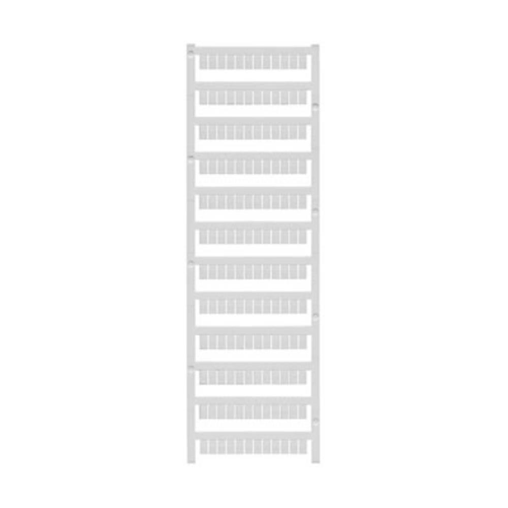 Enhed markører MultiCard WS 8/5 MC NEUTRAL 1640740000 Hvid Weidmüller 720 stk