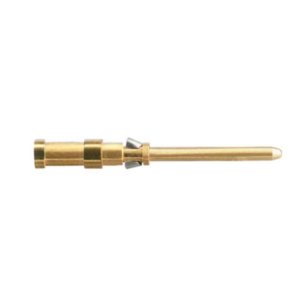 Objemni kontakt HDC-C-HD-SM0.5AU Weidmüller vsebuje: 100 kosov