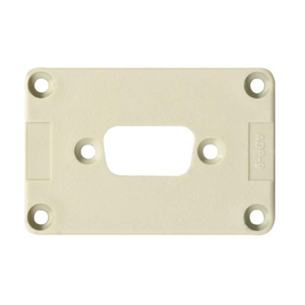 adapterplade Weidmüller ADS/6-1/9 10 stk