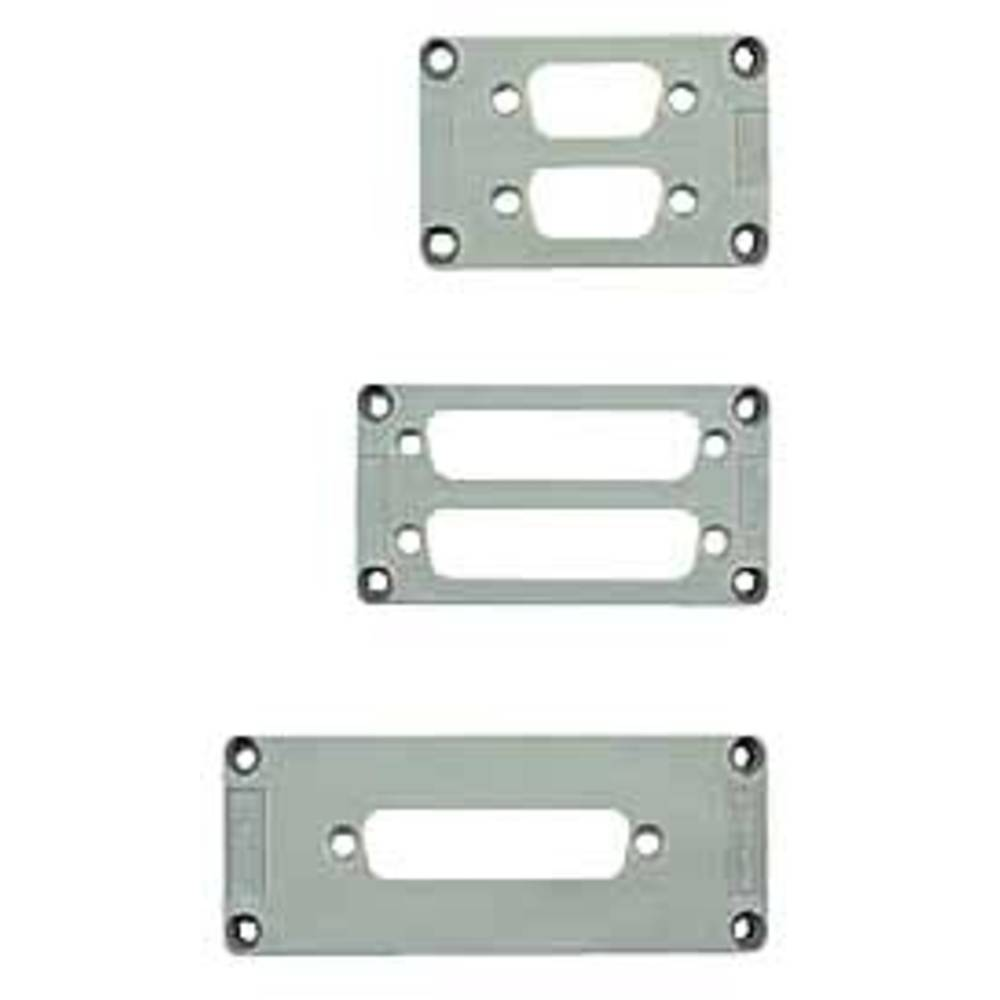 adapterplade Weidmüller ADS/16-2/50 10 stk