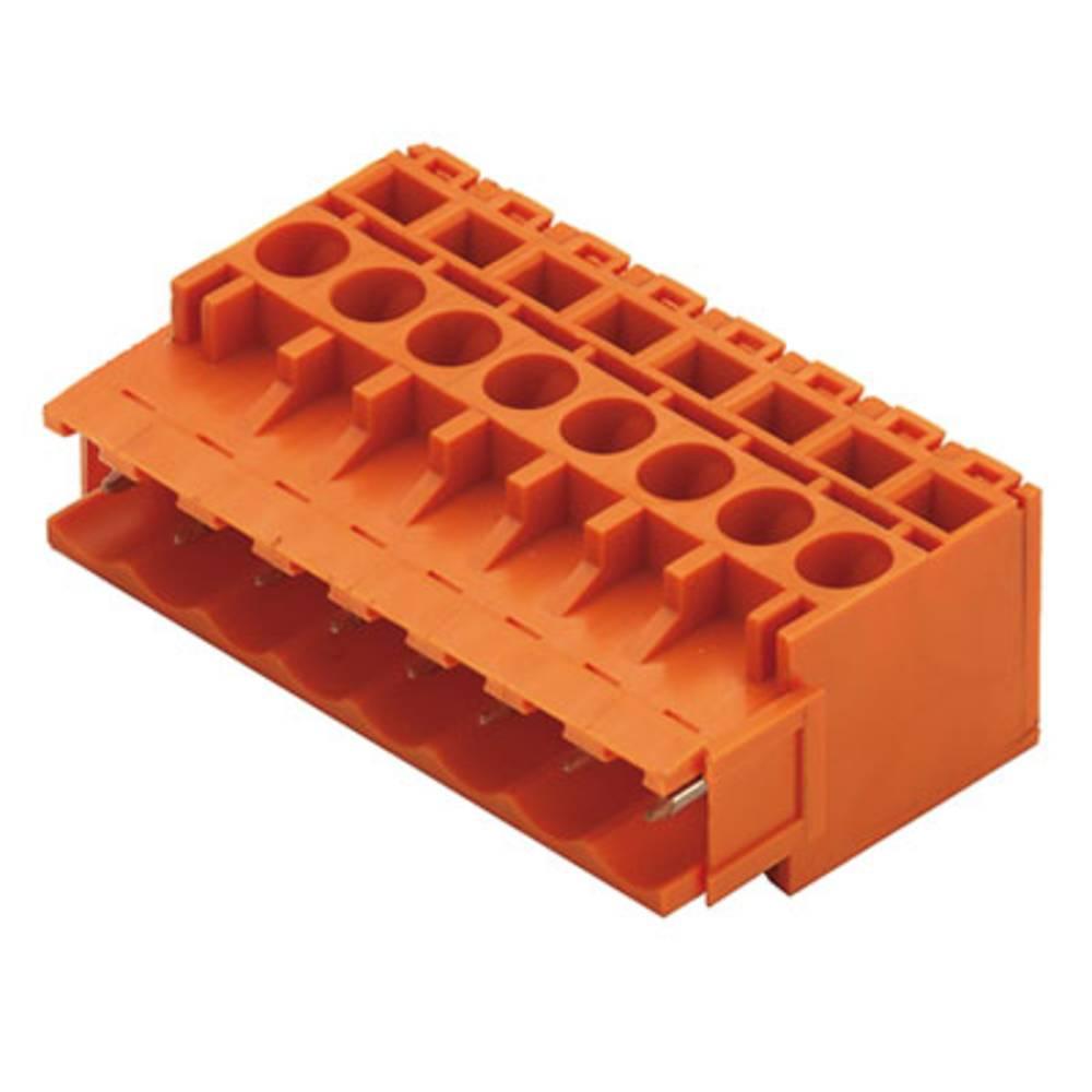 Pinski konektor (standarden) Weidmüller 1673580000, mere: 5.08 mm 50 kosov