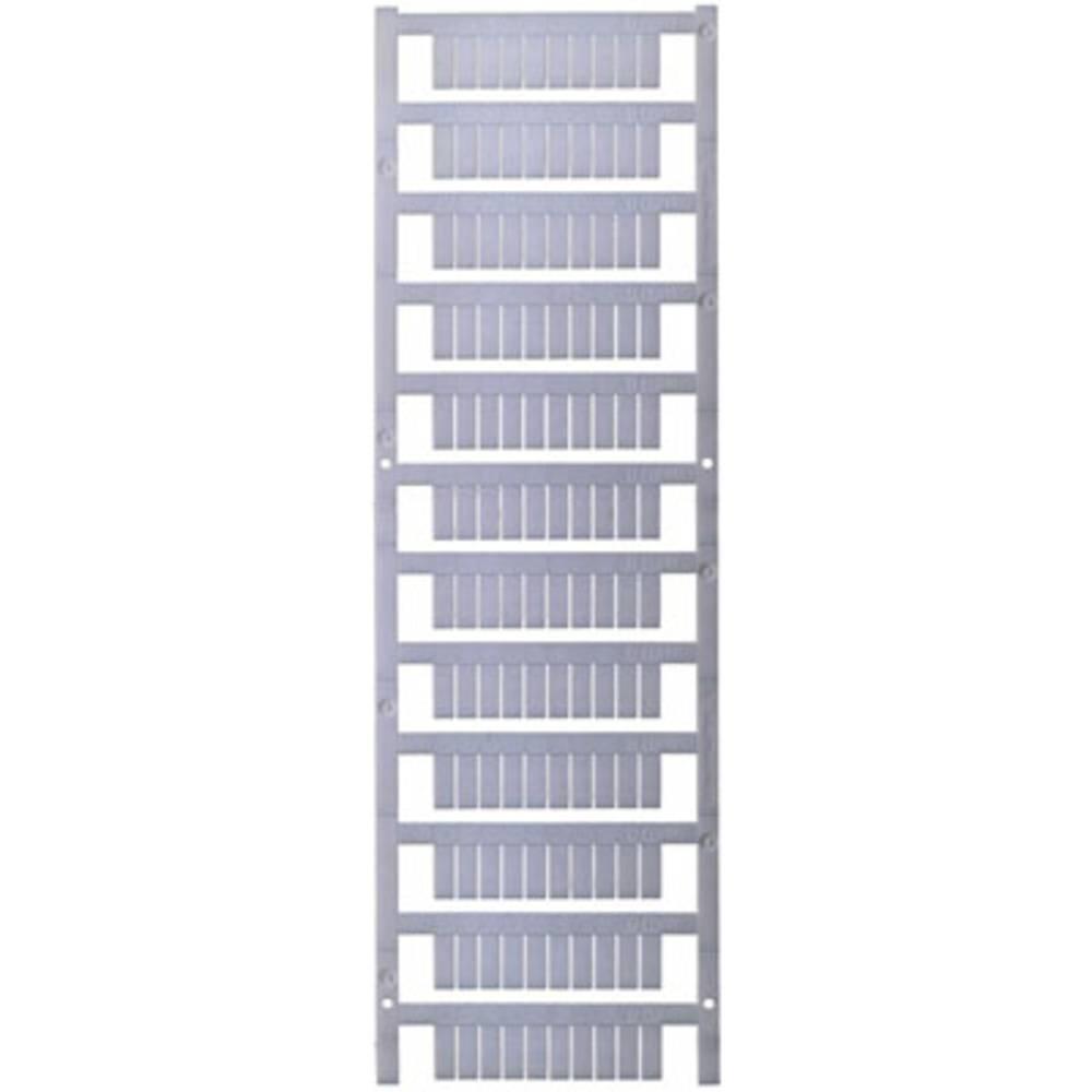 Enhed markører MultiCard MF 12/5 MC NEUTRAL 1677180000 Hvid Weidmüller 600 stk