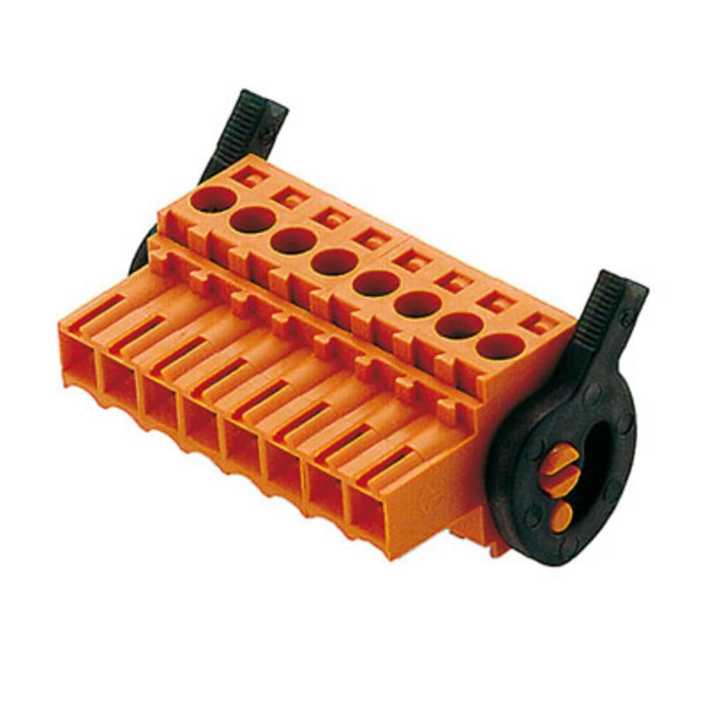 Vtični konektor za tiskana vezja Weidmüller 1687980000 vsebuje: 36 kosov