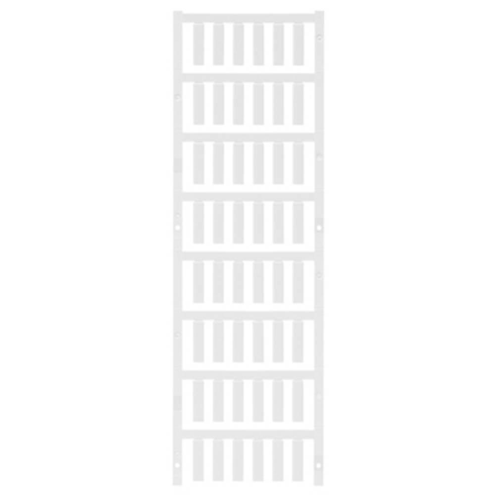 Ledermarkør Weidmüller VT SF 4/21 NEUTRAL WS V0 1689450001 288 stk Antal markører 288 Hvid