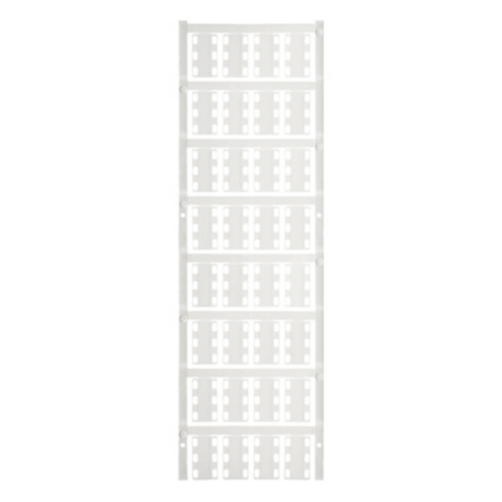 Ledermarkør Weidmüller VT SFX 14/23 NEUTRAL WS V0 1689490001 320 stk Antal markører 320 Hvid