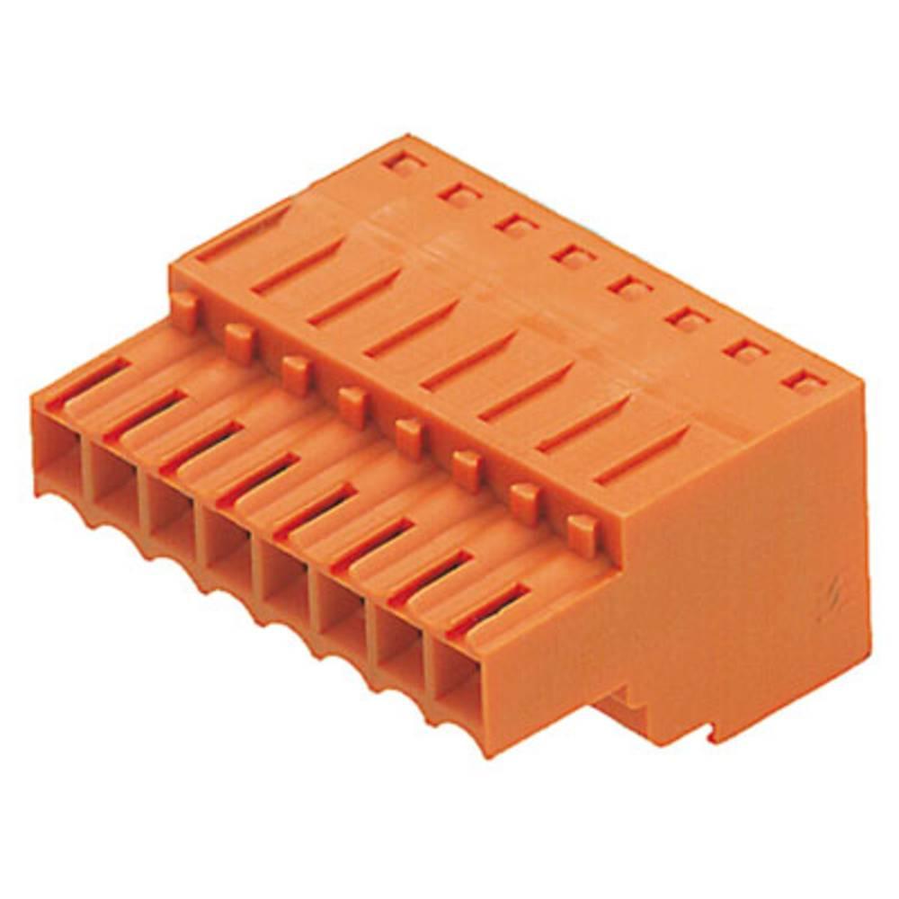 Vtični konektor za tiskana vezja Weidmüller 1690560000 vsebuje: 50 kosov
