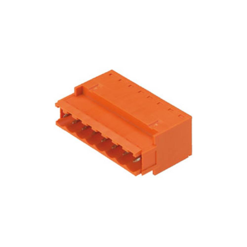 Pinski konektor (standarden) Weidmüller 1706150000, mere: 5.08 mm 100 kosov