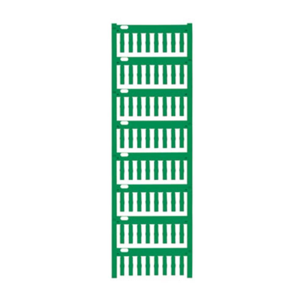 Makering af apparater Weidmüller TM-I 18 NEUTRAL GN 1718431688 320 stk Antal markører 320 Grøn