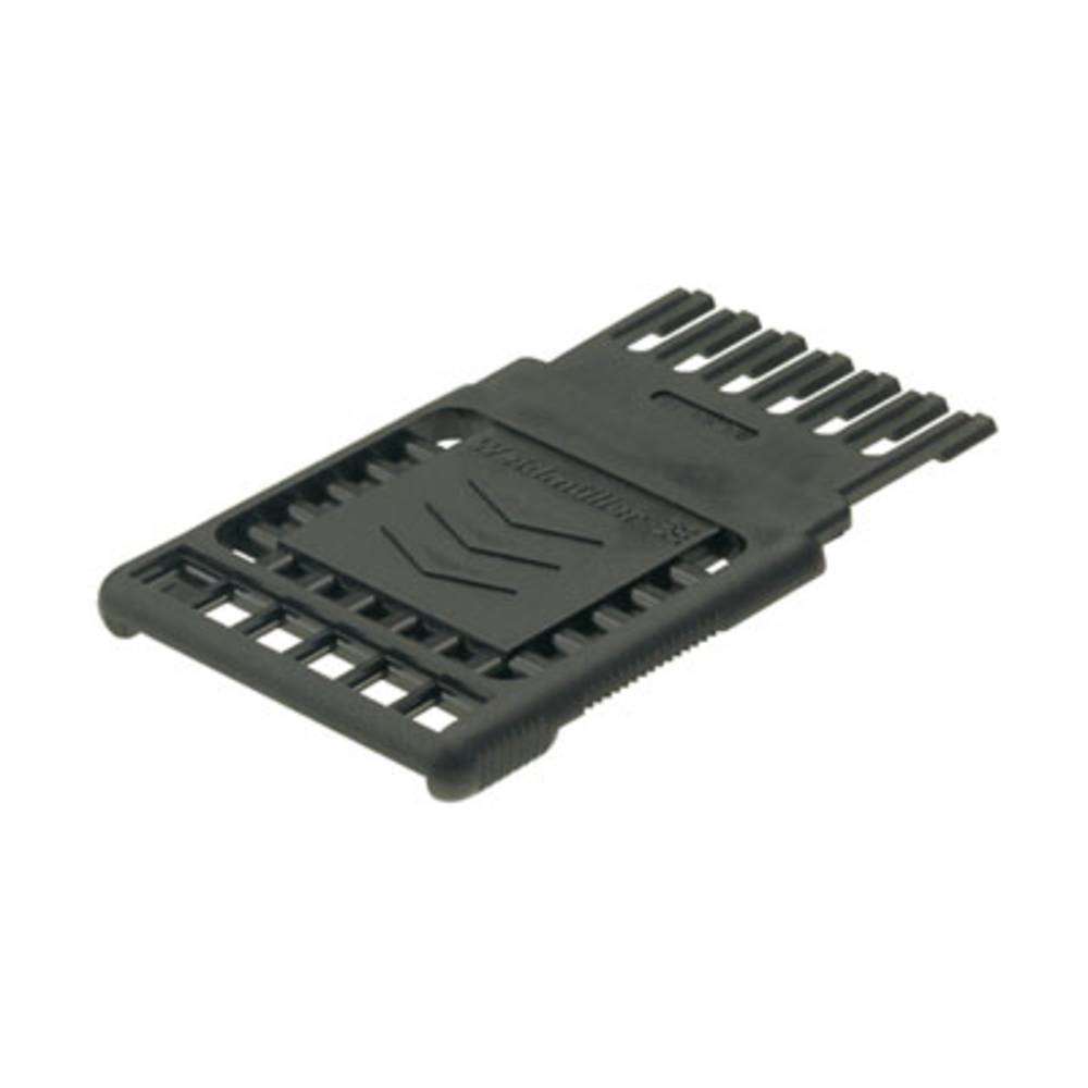 Konektor tiskanega vezja BLZF/SLZF ZE 4 OR Weidmüller vsebuje: 50 kosov