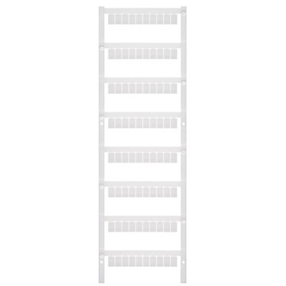 Enhed markører MultiCard MF-WO 9/6 MC NEUTRAL 1716820000 Hvid Weidmüller 400 stk