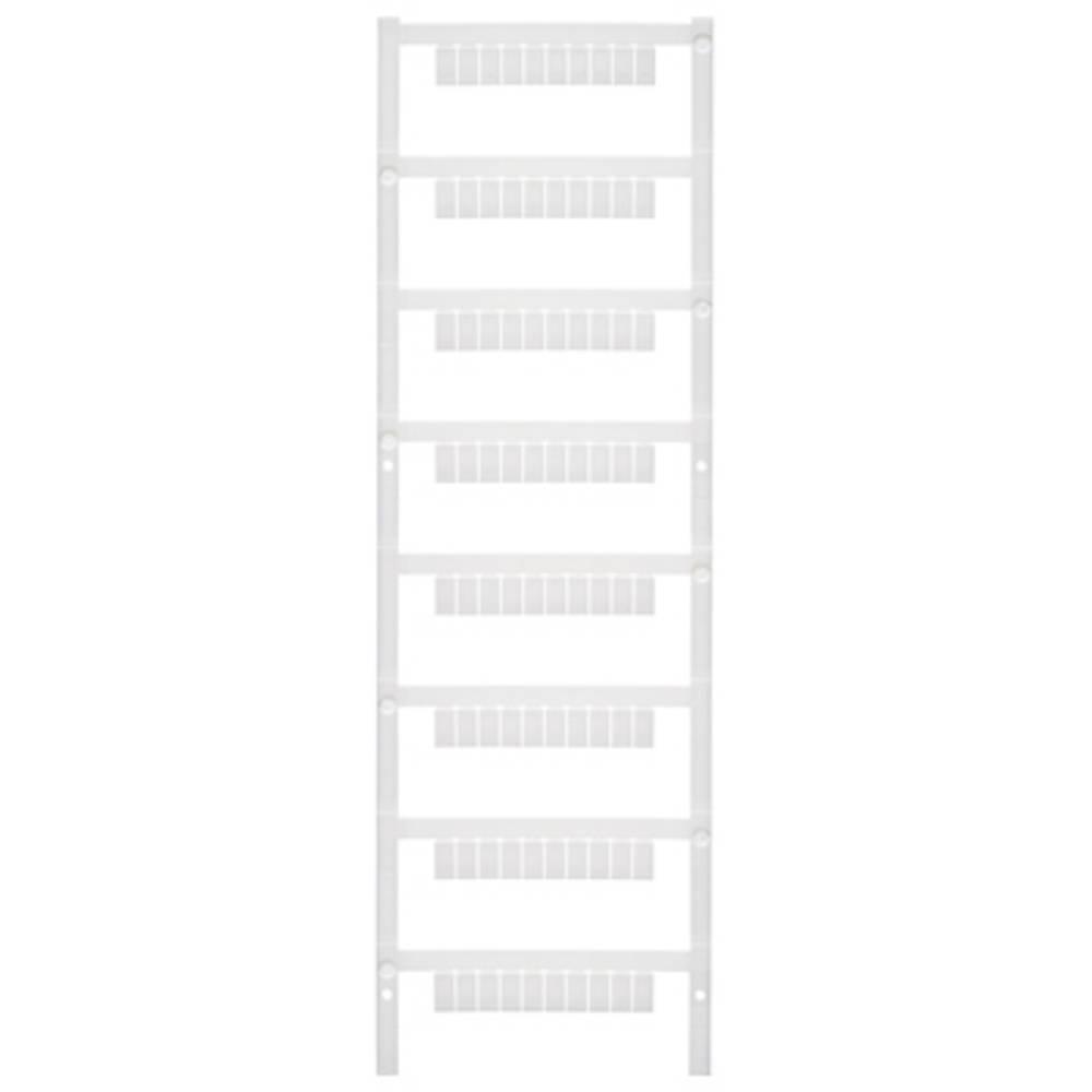 Enhed markører MultiCard MF-WO 9/5 MC NEUTRAL 1716840000 Hvid Weidmüller 400 stk