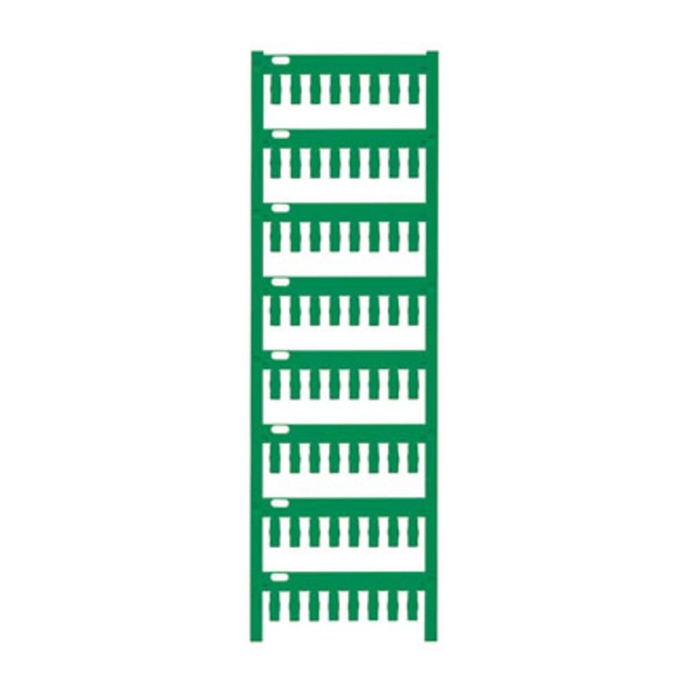 Makering af apparater Weidmüller TM-I 12 NEUTRAL GN 1718411688 320 stk Antal markører 320 Grøn