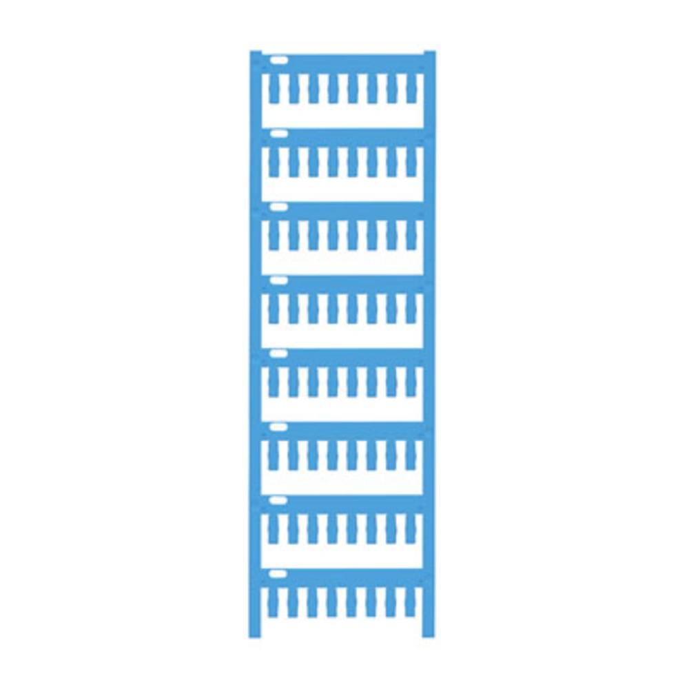 Ledermarkør Weidmüller TM-I 12 NEUTRAL BL 1718411693 320 stk Antal markører 320 Atolblå