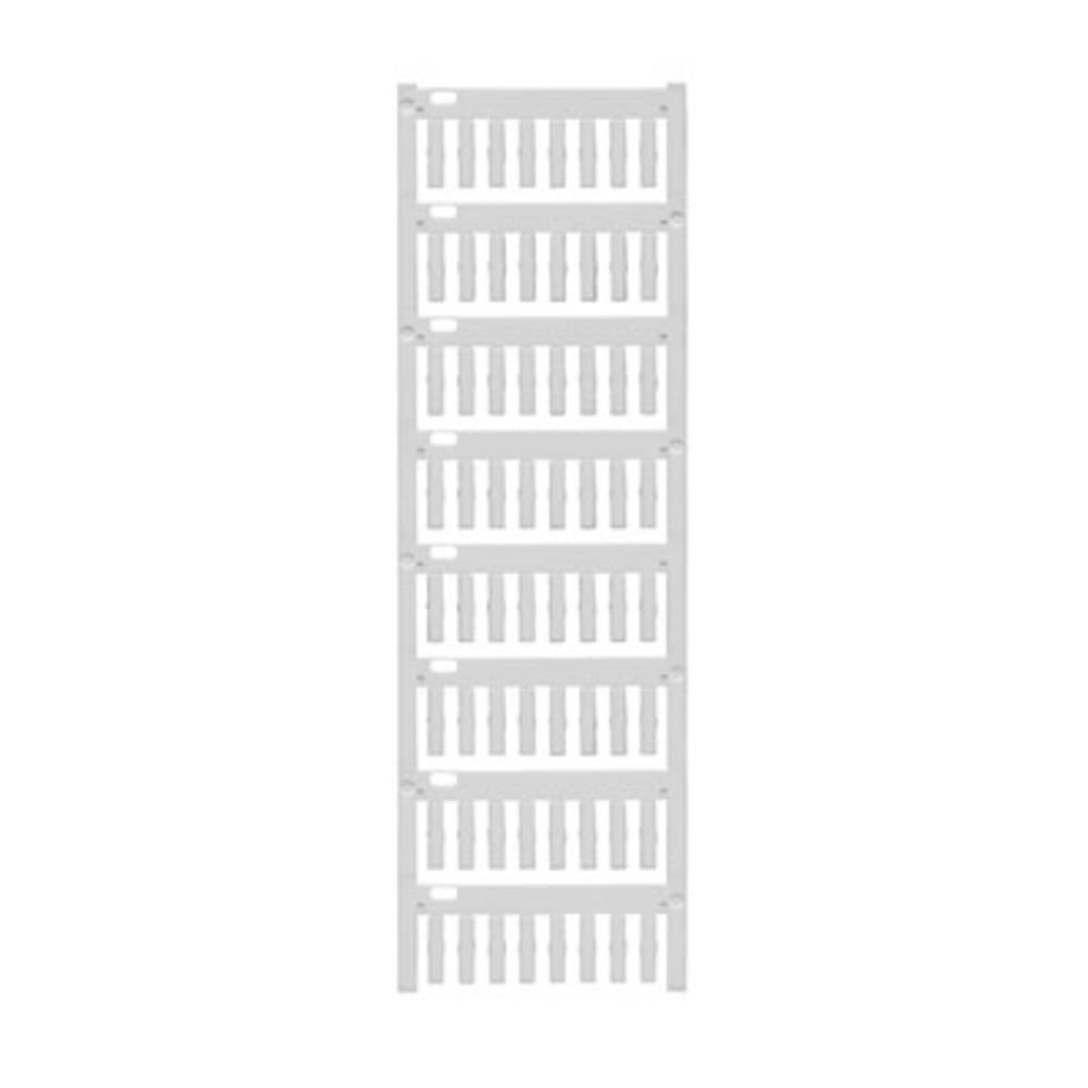 Makering af apparater Weidmüller TM-I 18 NEUTRAL WS 1718431044 320 stk Antal markører 320 Hvid