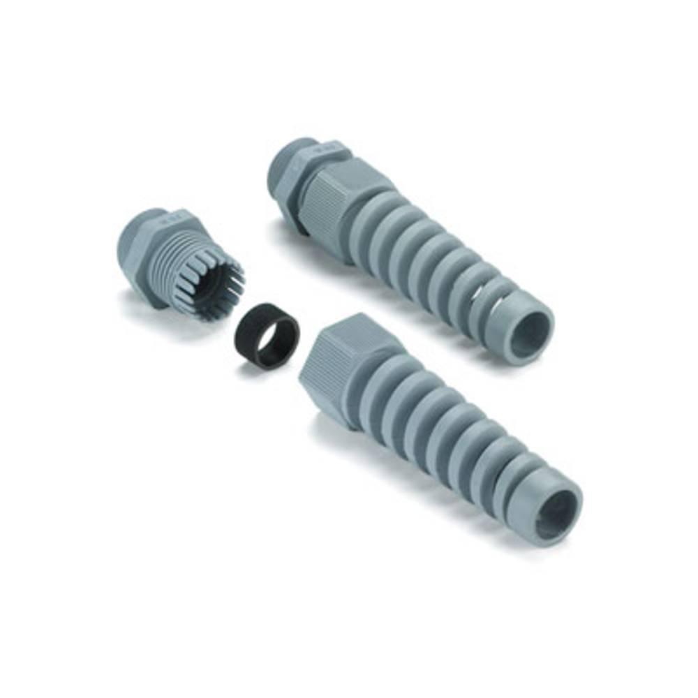 Kabelforskruning Weidmüller VG 21-K68 SKS PG21 Polyamid Messing 20 stk