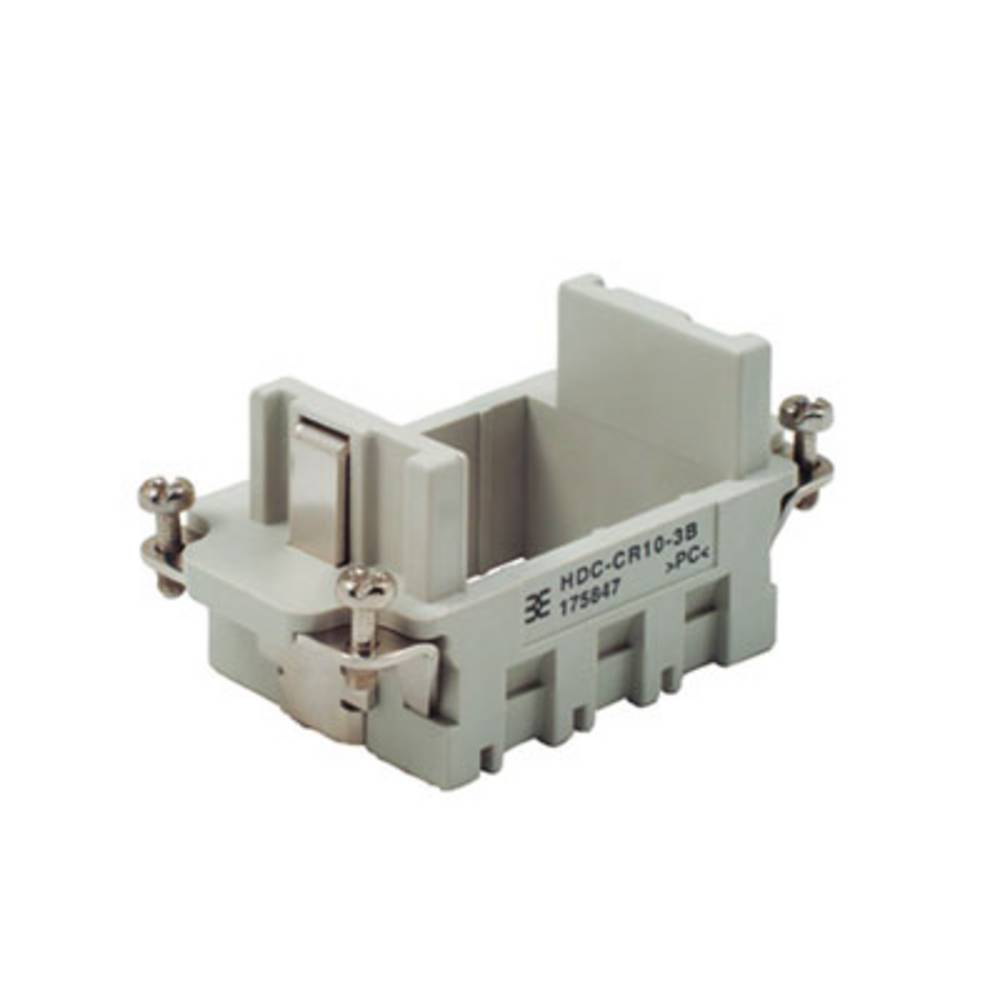 Okvirji HDC-CR10-3B GR Weidmüller vsebuje: 5 kosov