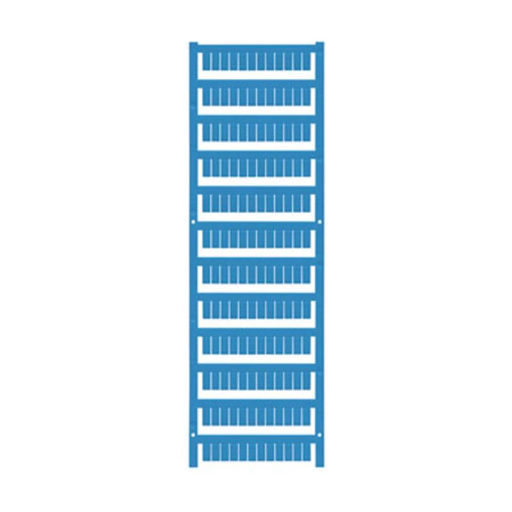 Enhed markører MultiCard WS 10/5 MC NEUTRAL BL 1773531693 Atolblå Weidmüller 720 stk