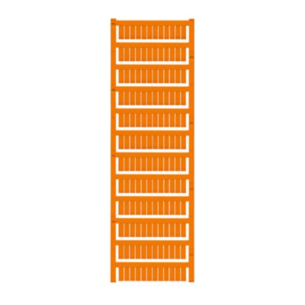 Enhed markører MultiCard WS 12/5 MC NEUTRAL OR 1773541690 Orange Weidmüller 720 stk