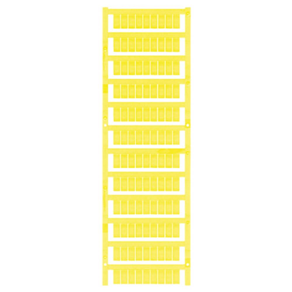 Enhed markører MultiCard WS 12/6,5 MC NEUTRAL GE 1773561687 Gul Weidmüller 540 stk