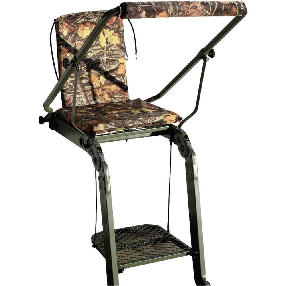Aluminijast stolček, zložljiv 31135
