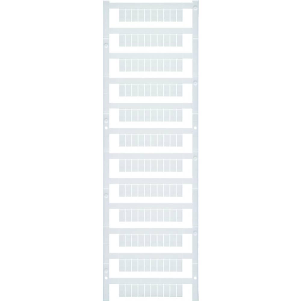 Enhed markører MultiCard MF-W 9/5F MC NEUTRAL 1816280000 Hvid Weidmüller 500 stk