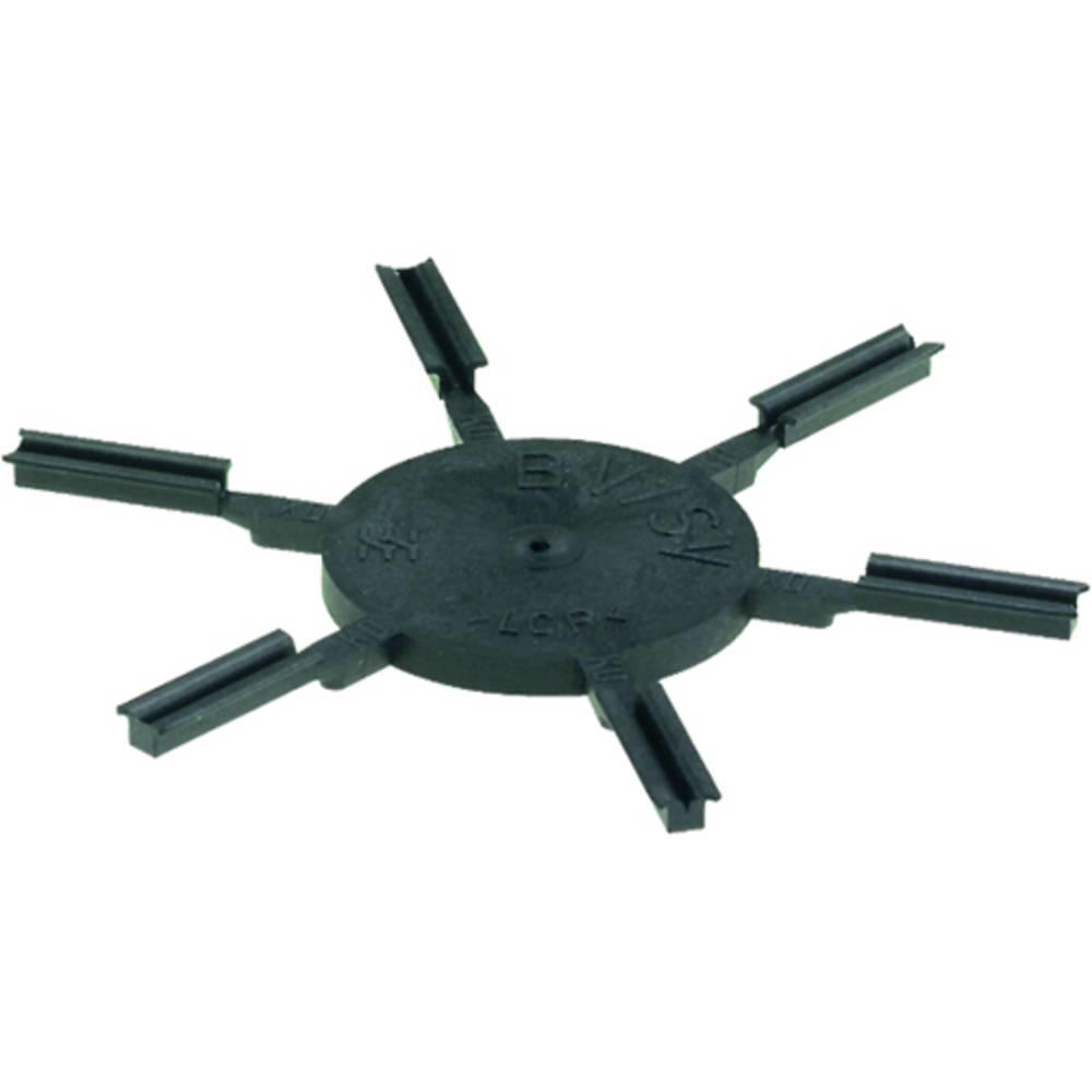 Konektor tiskanega vezja KO BV/SV7.62 Weidmüller vsebuje: 50 kosov