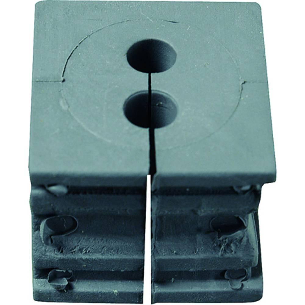 Kabelska uvodnica premer sponke (maks.) 4 mm Weidmüller CABTITE KT 2/4 10 kos