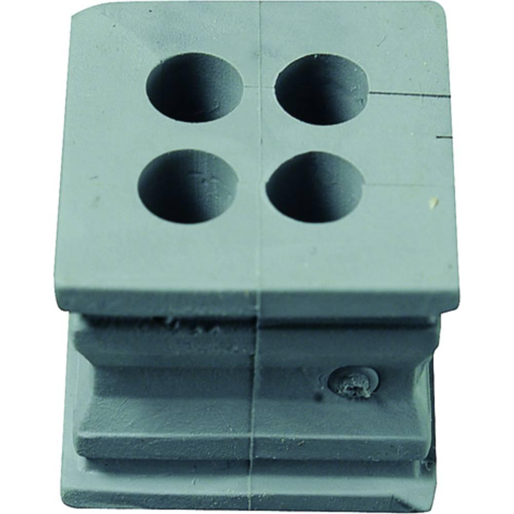 Kabelska uvodnica premer sponke (maks.) 5 mm Weidmüller CABTITE KT 4/5 10 kos