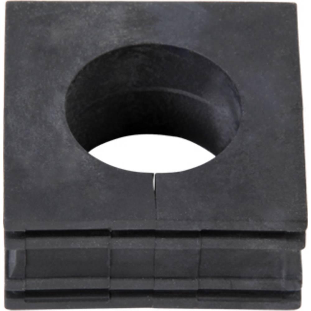 Kabelska uvodnica premer sponke (maks.) 26 mm Weidmüller CABTITE KT 25 B 10 kos