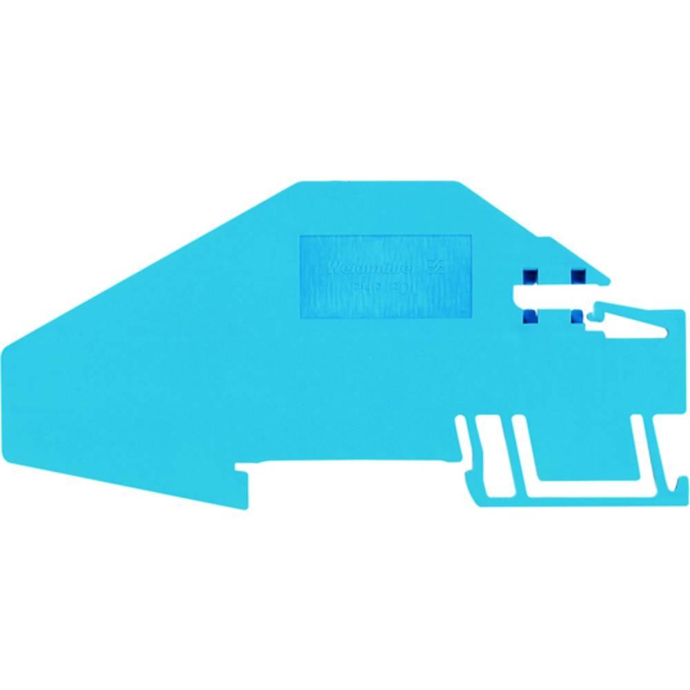 Endeplade, bevarer plade PHP PDL 1837090000 Weidmüller 20 stk