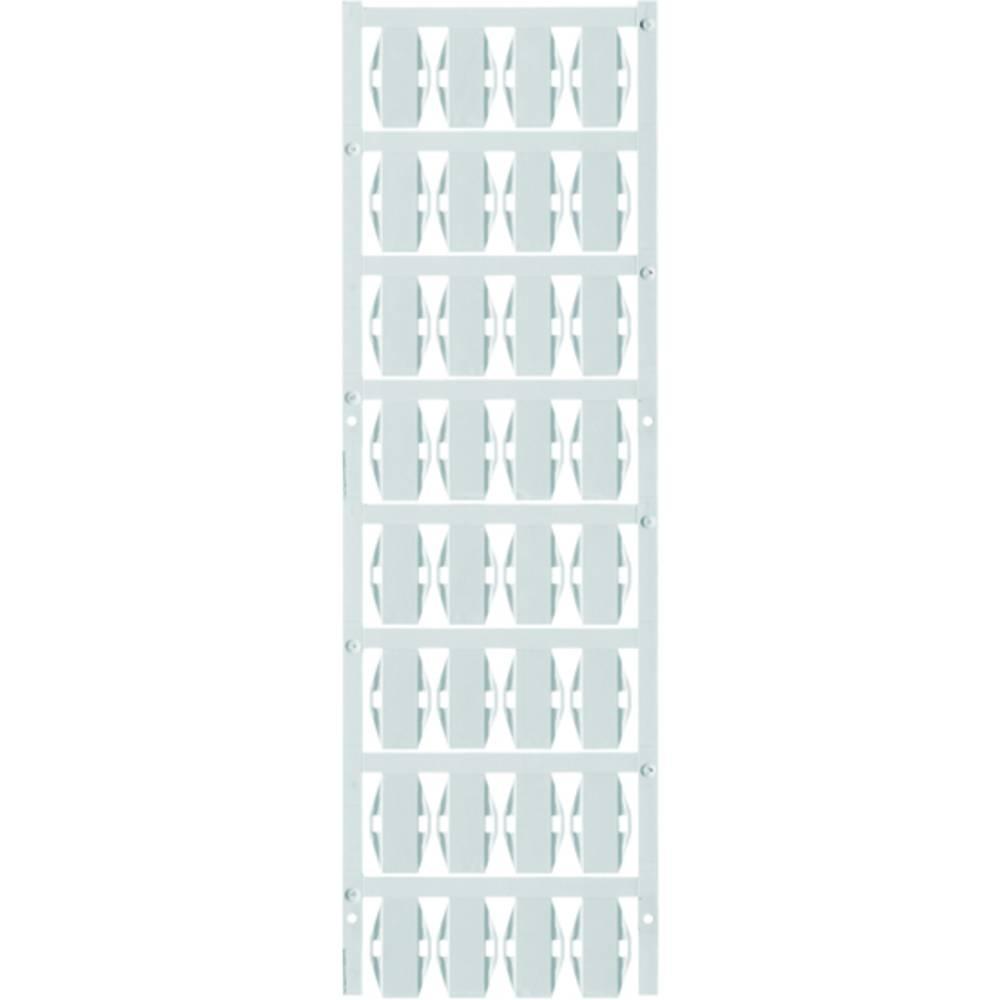 Ledermarkør Weidmüller SFX 10/23 NE WS V2 1852390000 160 stk Antal markører 160 Hvid