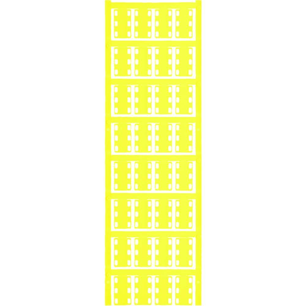 Ledermarkør Weidmüller SFX 14/23 NEUTRAL GE V2 1852410000 160 stk Antal markører 160 Gul