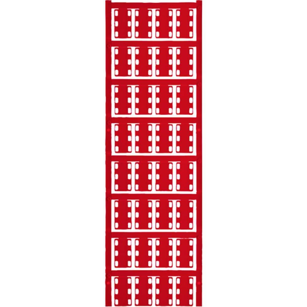 Ledermarkør Weidmüller SFX 14/23 NEUTRAL RT V2 1852420000 160 stk Antal markører 160 Rød